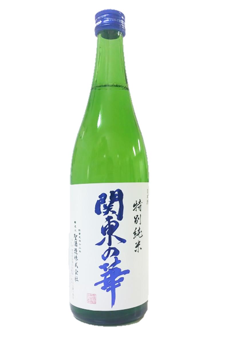 関東の華 特別純米酒